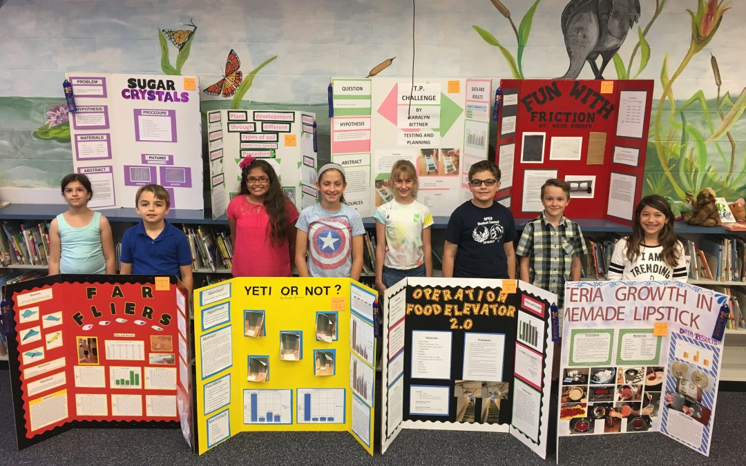 STEM Fair Winners  2016-2017