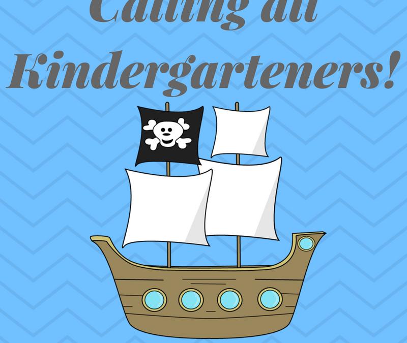 Kindergarten Camp: Reserve Your Spot Today!