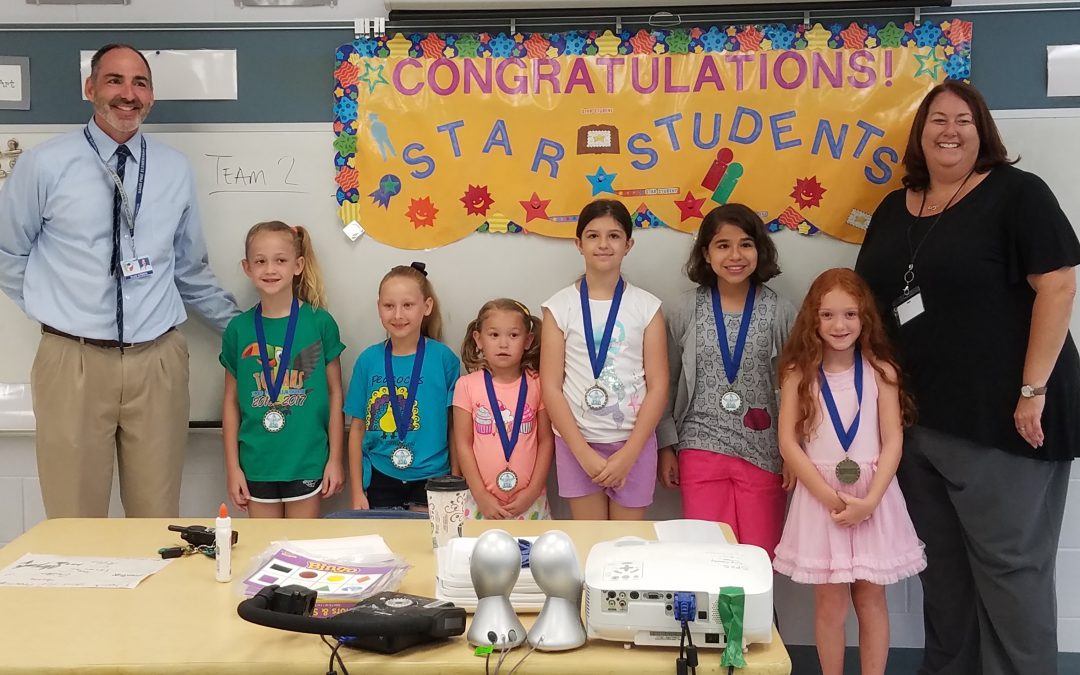 May Star Students!