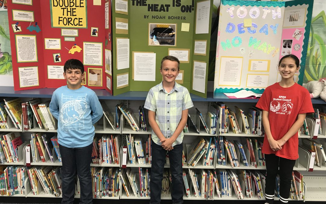 STEM Fair Winners 2017-2018