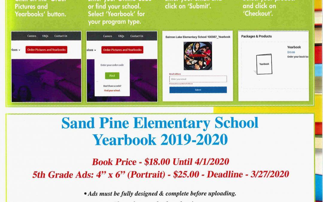 Yearbook Pre-Sales