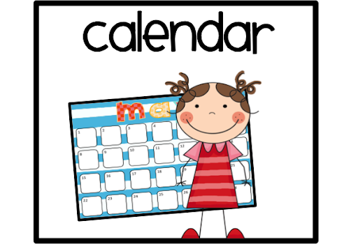 2020-2021 Student/Teacher school year calendar
