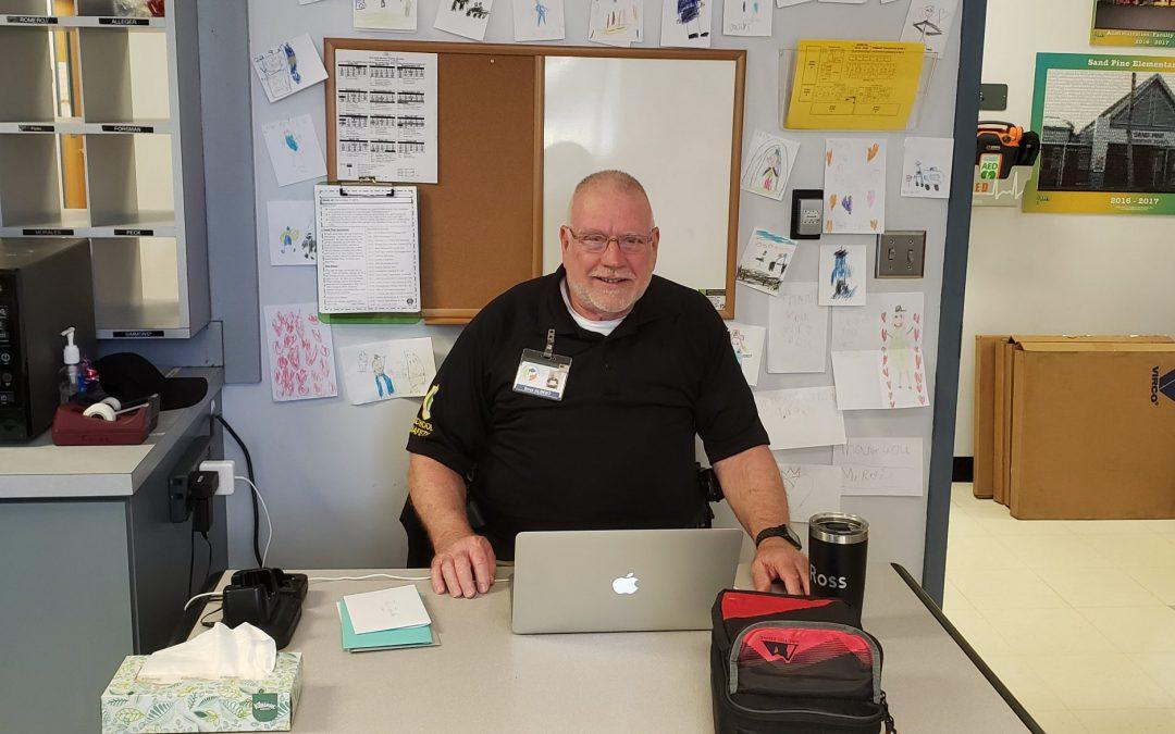 Happy Retirement Mr. Ross!